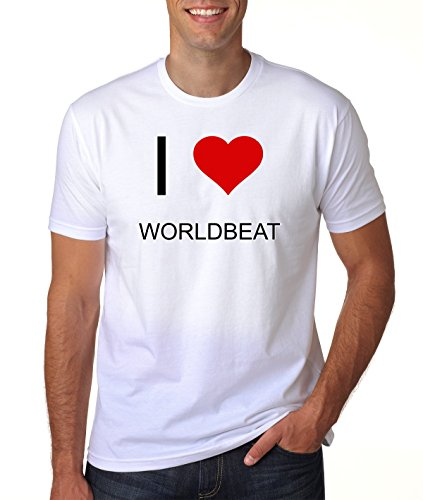 i-love-worldbeat-mens-classic-t-shirt