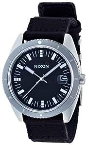 [ニクソン]NIXON ROVER II: BLACK NA355000-00  【正規輸入品】