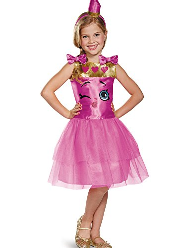 Lippy Lips Classic Shopkins Halloween Costume