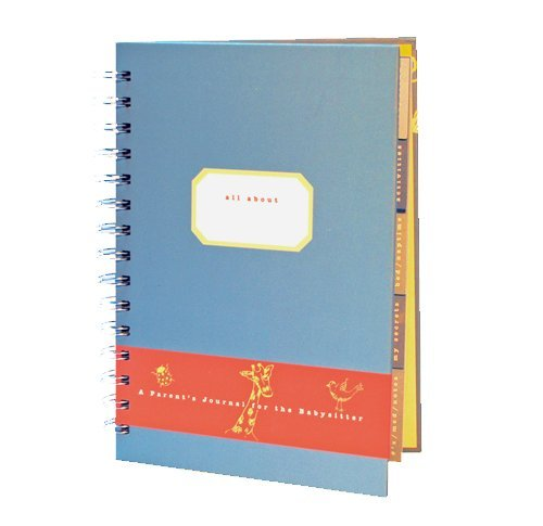 Loralin design parent 39 s journal for the babysitter office for Office design journal