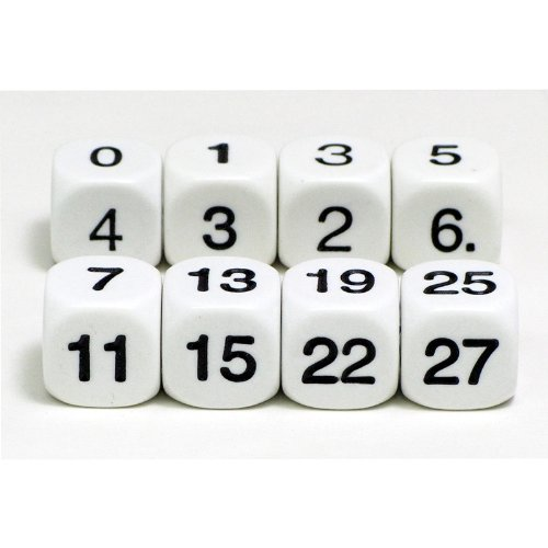 Koplow Games Inc. Math Numbers Dice
