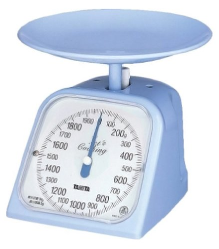 ?chelle analogique de cuisson TANITA grande maman 2 kg N Blue 1409BL21 (japon importation)