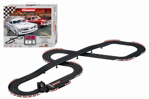 Carrera USA Evolution, Checkered Flag Racing Set