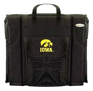 Ncaa Iowa Hawkeyes Portable Stadium Seat by Picnic Time