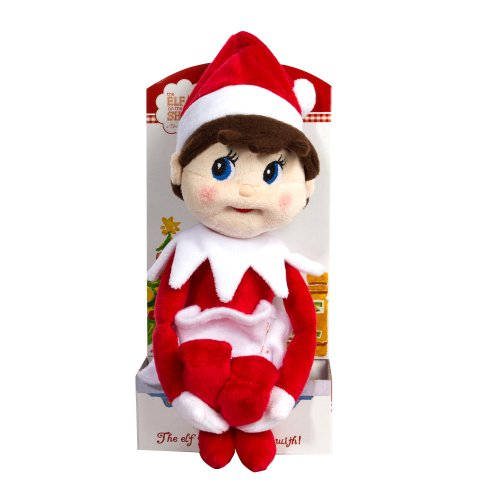 The Elf on the Shelf Girl Plushee Pal - Light - 1