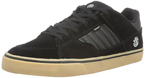 ElementElement GLT2 Herren Sneakers - Scarpe da Ginnastica Basse Uomo , Nero (Schwarz (4298 Black Gum)), 42