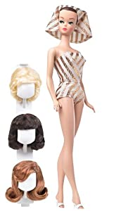 Barbie Collector My Favorite Barbie - Barbie and Her Wig Wardrobe