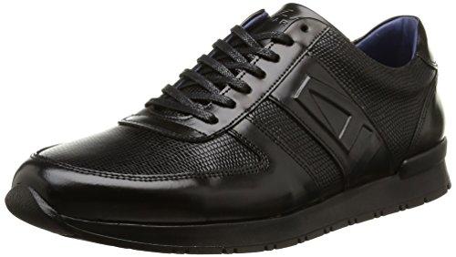 Azzaro - Stridor, Sneakers da uomo, nero (noir/noir), 41