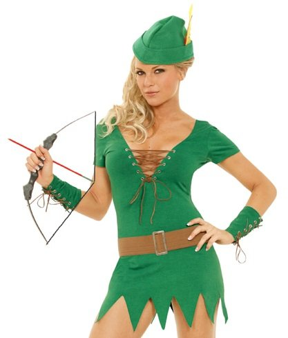 Devious Archer Sexy Adult Costume