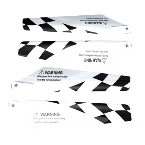 Syma Main Blade Set for Syma S107N Heli - 1