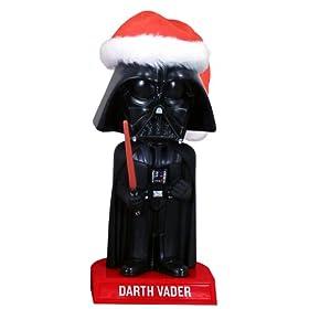 Wacky Wobbler - Star Wars: Santa Vader (X'mas Edition)