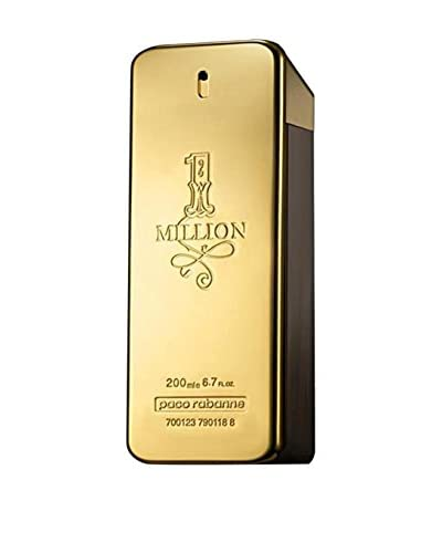 Paco Rabanne Eau De Toilette Uomo 1 Million 200.0 ml