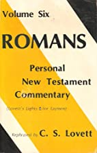 Romans : Personal New Testament Commentary…