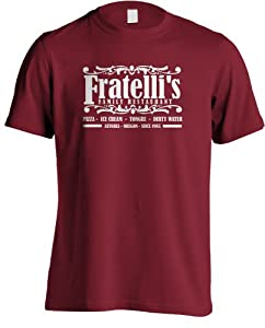 The Goonies Movie - Fratelli's Restaurant T-shirt