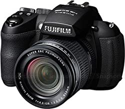 Fuji HS28 EXR 16MP Point and Shoot Digital Camera (Black) with 30x Optical Zoom
