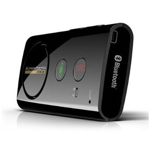 Blueant Usen-Baw-Sense Bluetooth Handsfree Car Speakerphone - Retail Packaging - Black