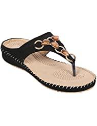 Ladies Chappals Hot Fashion 2016 New Arrival Branded Best Quality Footwear Lowest Price For Women & Girls, Daily... - B01GLAX536