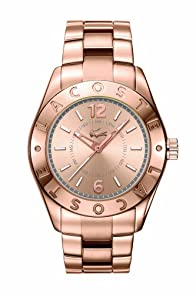 Women's Rose Gold Biarritz