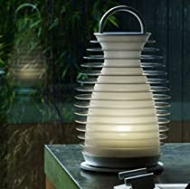 Big Sale Mathmos Bump Rechargeable Portable LED Lantern W 4 Light Settings for Indoor/outdoor Use