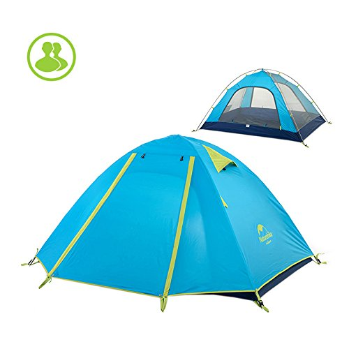 Naturehike-2-3-4-Person-Outdoor-Double-Layer-Tent-Rainproof-Windproof-Camping-Tent