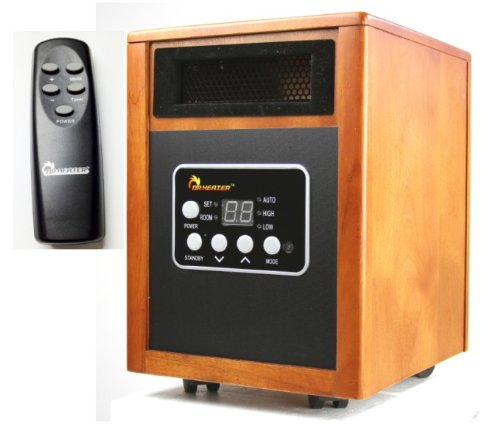 Dr infrared heater dr968 portable infrared space heater Dr infrared heater