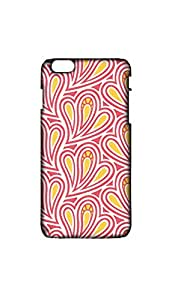 Colorful Paisley Pattern Designer Mobile Case/Cover For Apple iPhone 6 PLUS