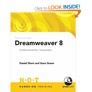 Lynda.com Dreamweaver 8 Dynamic Development (1 cd)