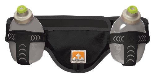 Nathan Nathan Speed 2 Hydration Belt, Black, Medium