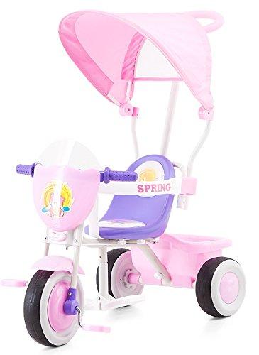 Chipolino - Chiptrksp0144pi - Tricycle - Printemps - Rose