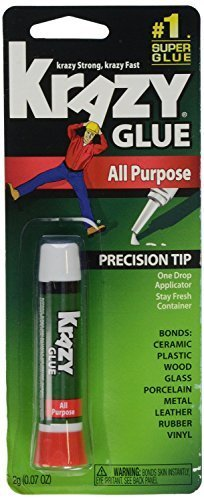 krazy-glue-kg585-instant-krazy-glue-all-purpose-tube-007-ounce-pack-of-6-by-krazy-glue