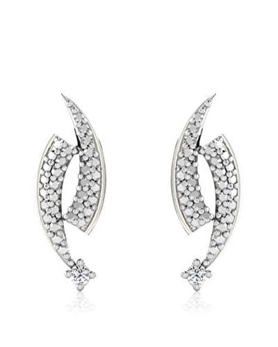 Vittoria Jewels Pendientes  Oro Blanco