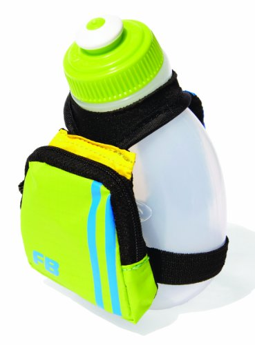 Fuelbelt Kids Dash Palm Holder, Blue/Green, One Size