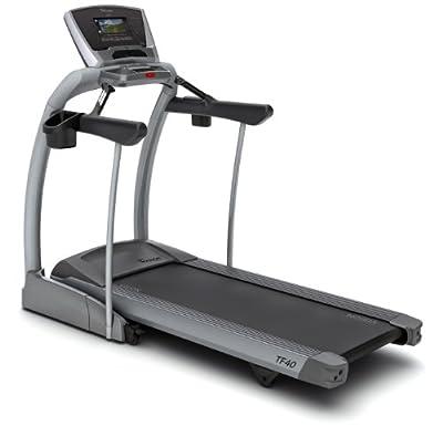 Vision Fitness Tf40 Elegant Folding Treadmill from Vision Fitness