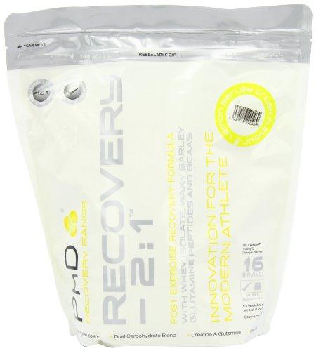 PhD Recovery 2:1 Lemon Crush 1.28 kg