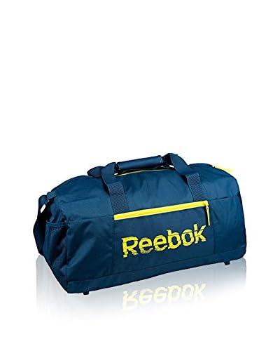 Reebok Bolsa de deporte Se Medium Grip Azul