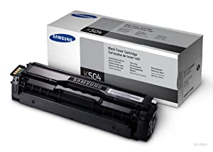 Samsung CLT-K504S/ELS Toner, 2.500 Seiten, schwarz