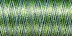 Sulky Rayon Thread 30 Wt Small Spool 180 Yards Varigated Willow Green (2128)