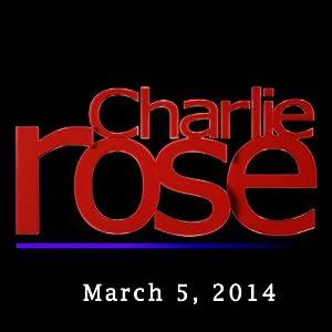 Charlie Rose: Henry Kissinger and James Patterson, March 5, 2014 | [Charlie Rose]