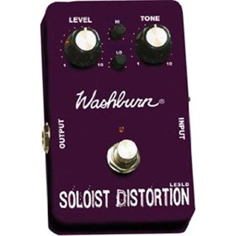 Solo Distortion Effect Pedal