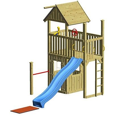 WINNETOO Spielturm GP711 günstig