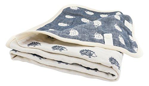 lucky-ma-couverture-multi-fonctions-avec-motif-herisson-mille-feuille-de-coton-bleu-70-x-100-cm