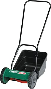 Qualcast Panther 30 Hand Powered Cylinder Lawnmower (30 cm Cutting Width) (Old Version) (discontinued by manufacturer)