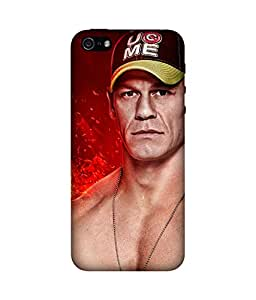 chnno john cena 3d Printed Back Cover For Apple iPhone 5s