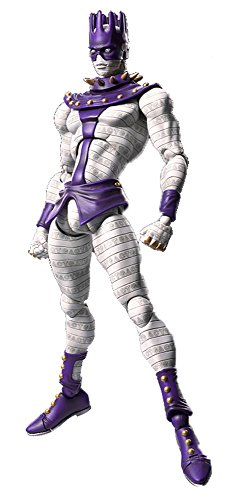 Medicos JoJo's Bizarre Adventure: Part 6--Stone Ocean: White Snake Super Action Statue (Super Snake compare prices)