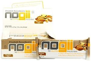 Paleo Bar Gluten-Free-Nuts About Nuts- Box Nogii 9 Bars 1 Box