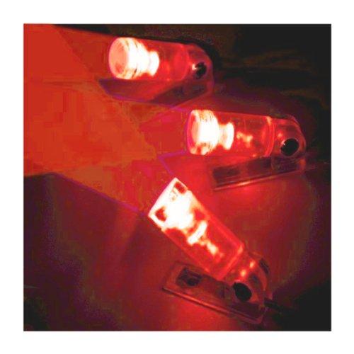 Lazer Led Beam Kit For Pc, Car & More - Red