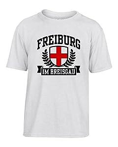 T-Shirtshock - T-shirt Kinder TSTEM0037 freiburg im breisgau