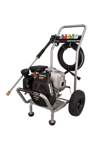 Proforce PWFC132600 2,600 PSI 160CC Honda GC160 Gas Powered Pressure Washer