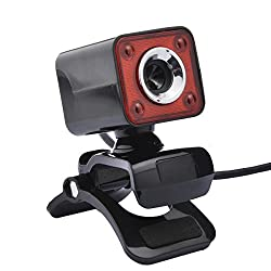 Web Camera YoLuke USB CMOS HD 50.0 Megapixels Webcam 360Degree with Microphone for Computer PC Smart TV