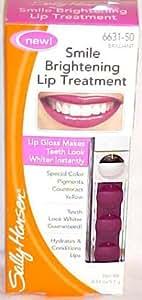 Sally Hansen Smile Brightening Lip Treatment Gloss Brilliant